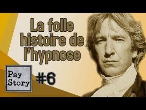 histoire hypnose